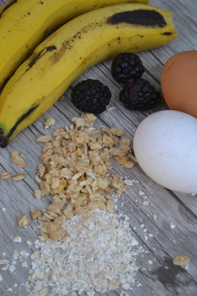 Frühstücksmuffins ohne Mehl (1)