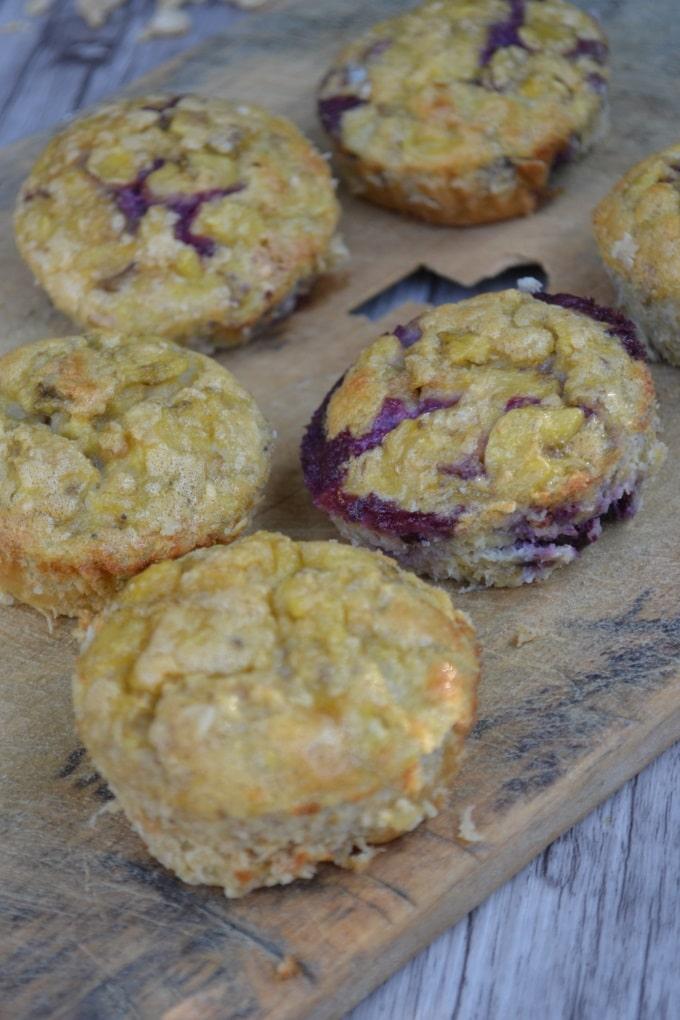 Frühstücksmuffins ohne Mehl (10)