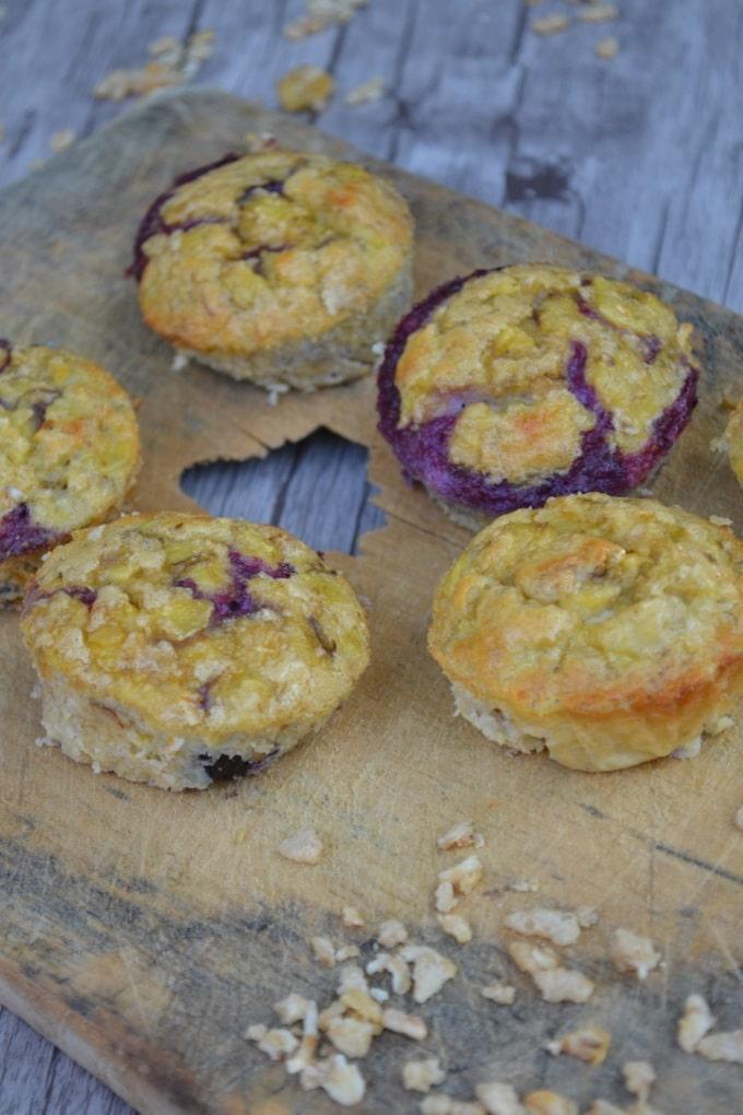 Frühstücksmuffins ohne Mehl (11)