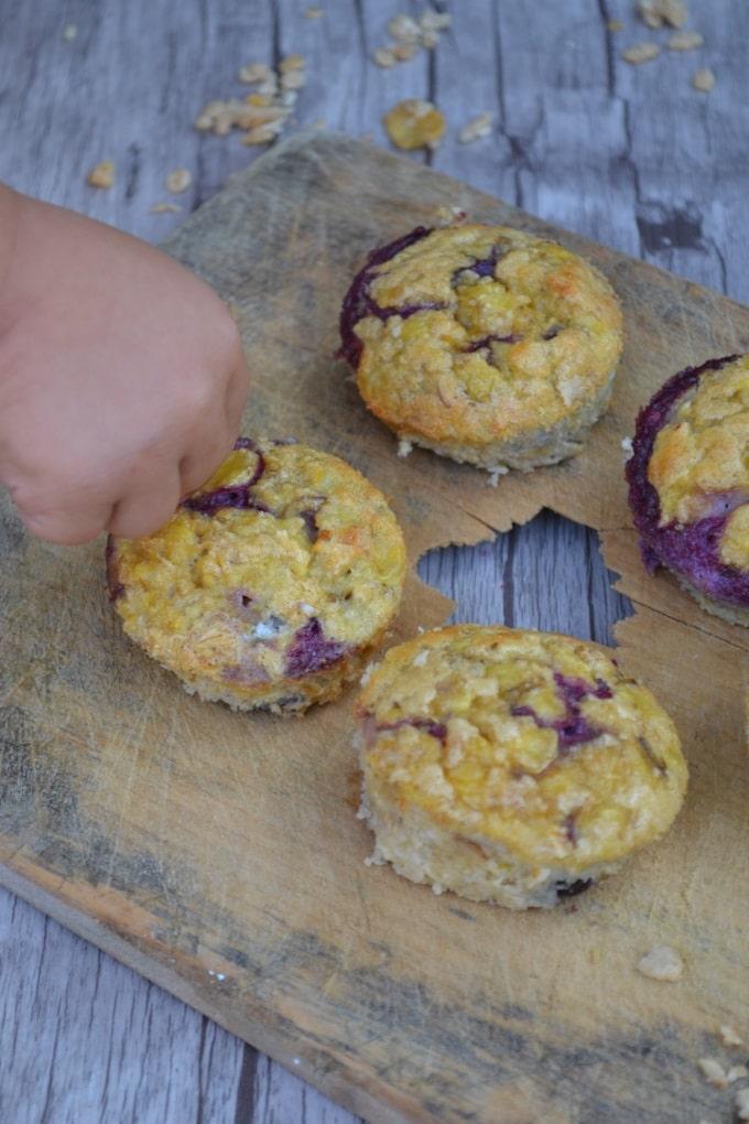 Frühstücksmuffins ohne Mehl (12)