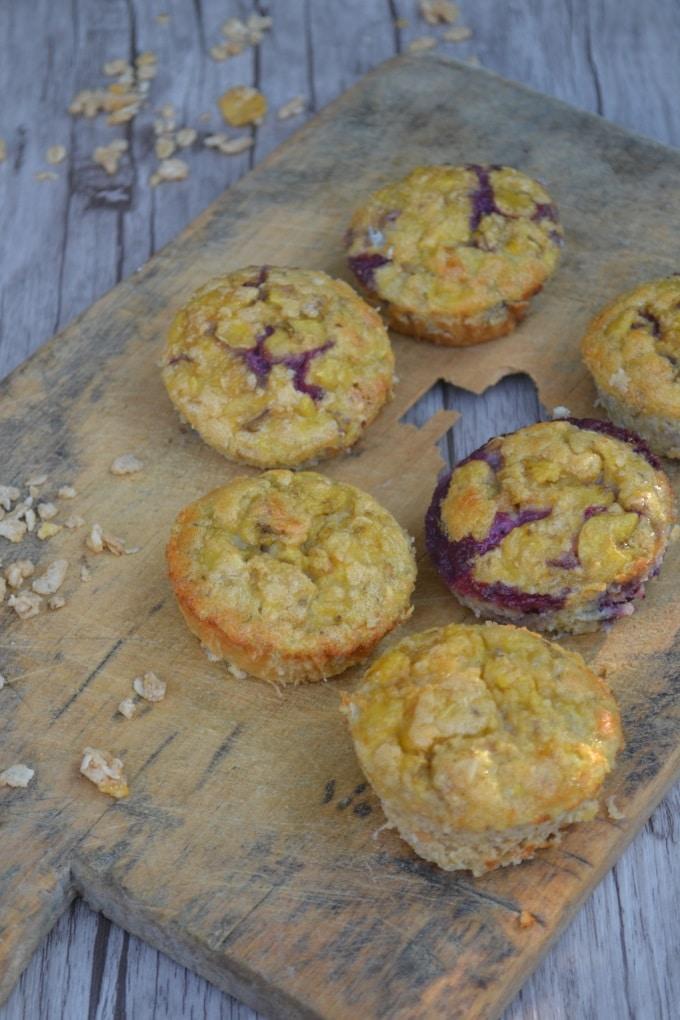 Frühstücksmuffins ohne Mehl (8)