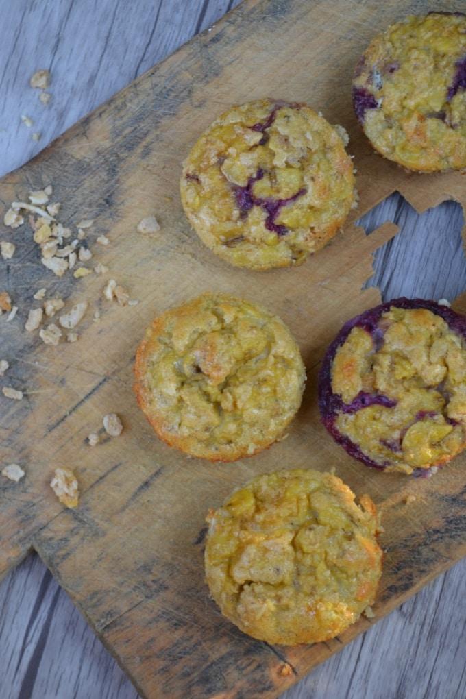 Frühstücksmuffins ohne Mehl (9)