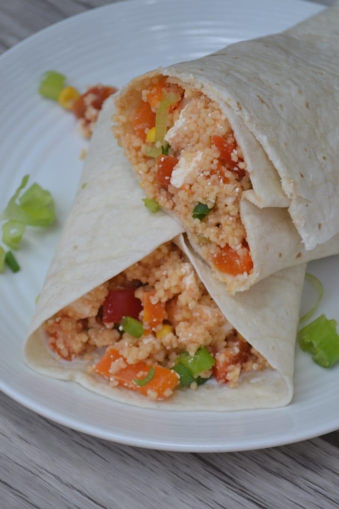Wraps mit Couscoussalat (3)