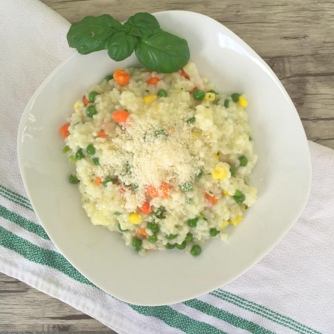 Buttergemüse risotto (1)