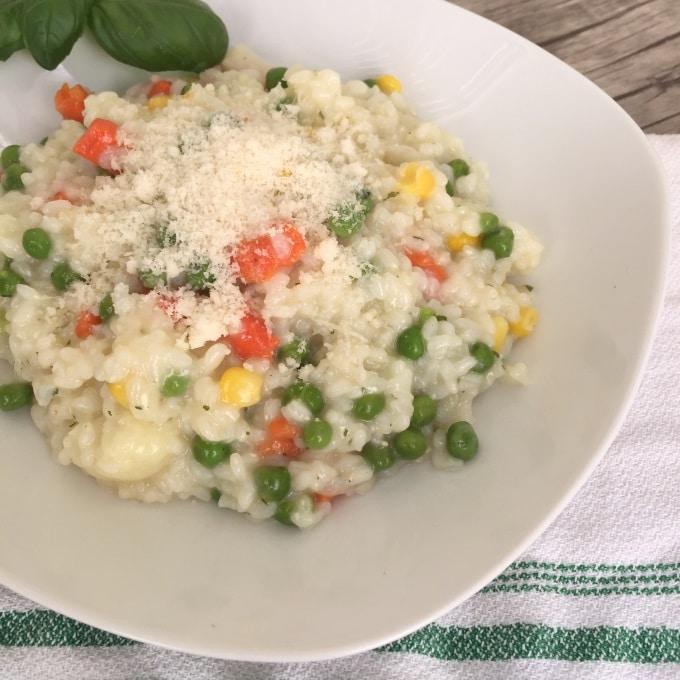 Buttergemüse risotto (2)