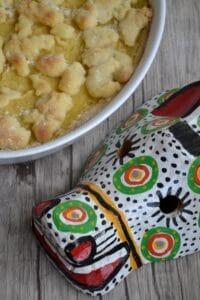 Süßkartoffel-Nachtisch (Camote)