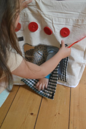 Stuhlküche Design Plüsch (7)