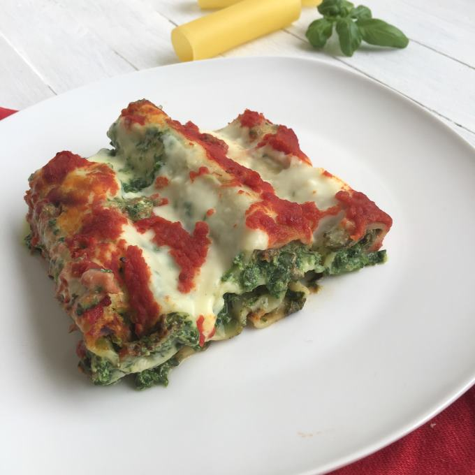 Canneloni Spinat Ricotta Füllung (4)