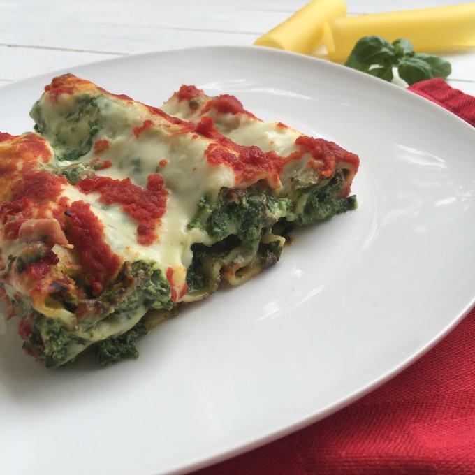 Canneloni Spinat Ricotta Füllung (5)