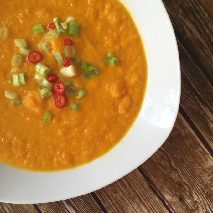 Möhren-Kokosmilch-Suppe (1)