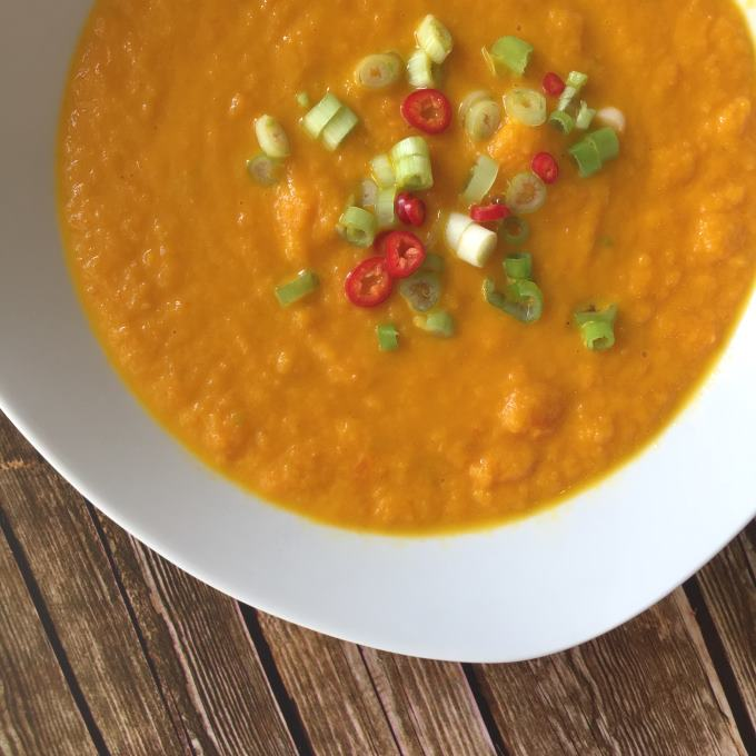 Möhren-Kokosmilch-Suppe (2)