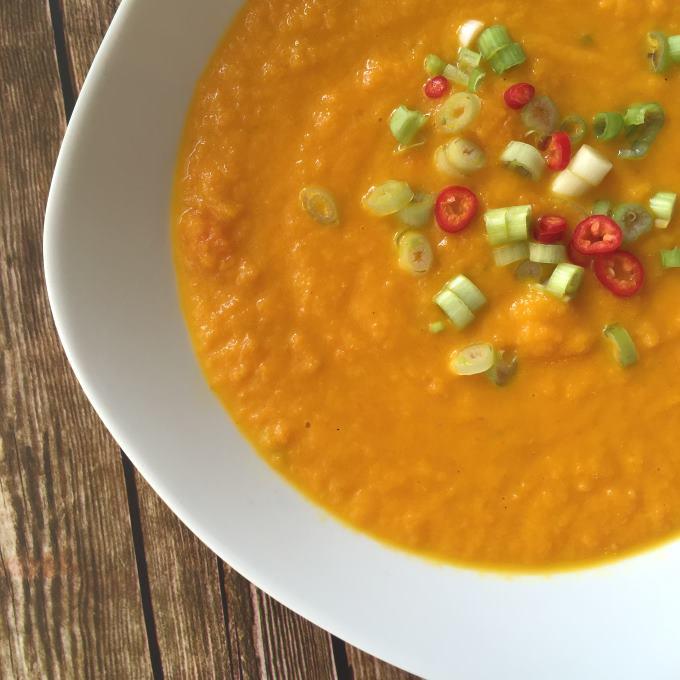 Möhren-Kokosmilch-Suppe (4)