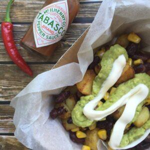 Mexikanische Kartoffel-Pfanne