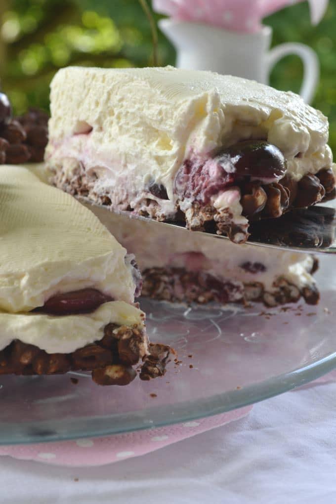 Schokoladen Puffreis Kirsch Traum (4)