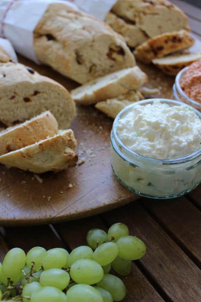 Dreierlei Baguette mit Feta Dip (13)