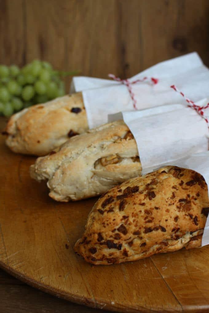 Dreierlei Baguette mit Feta Dip (6)