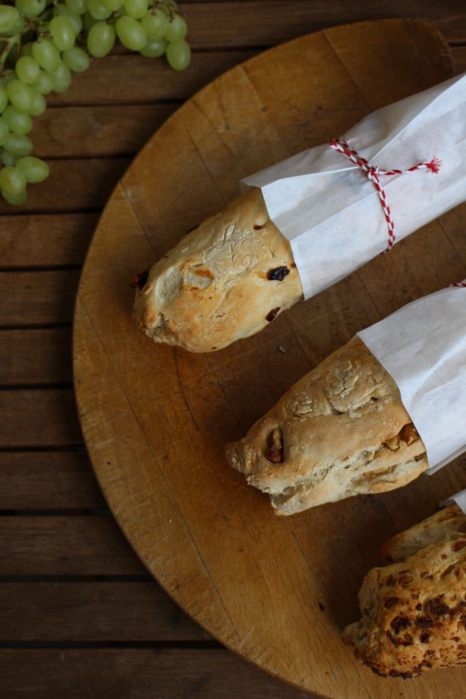 Dreierlei Baguette mit Feta Dip (7)