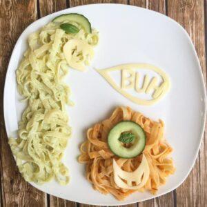 Pasta-Monster
