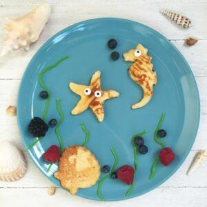 Pancake-Meeresbewohner