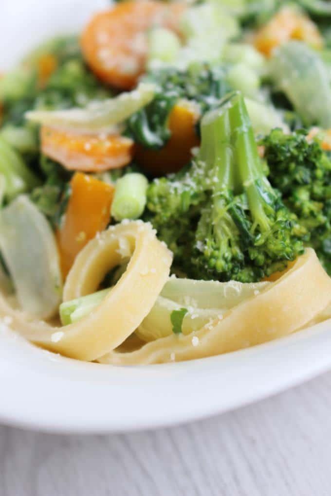 Pasta Sommer Gemüse (6)