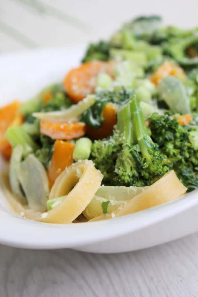 Pasta Sommer Gemüse (7)