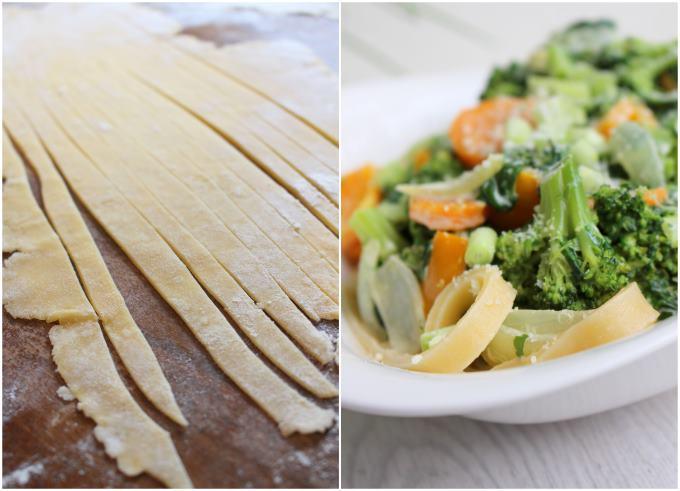 Pasta Sommer Gemüse (9)