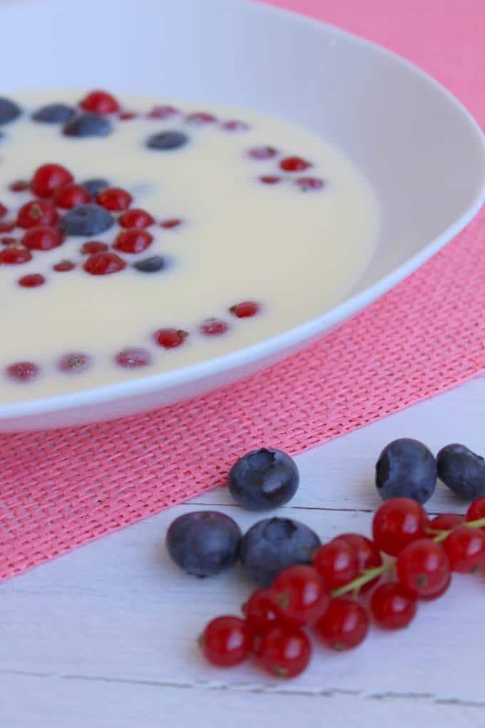 Süße Buttermilchsuppe (3)