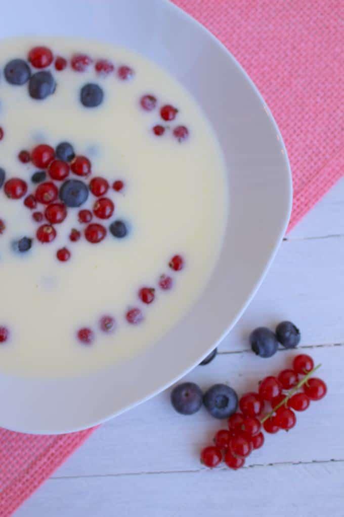 Süße Buttermilchsuppe (4)
