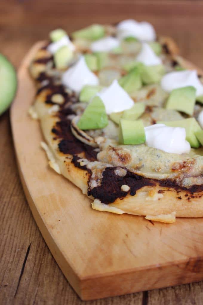 Synchronpizza Pizzazungen frijoles (1)