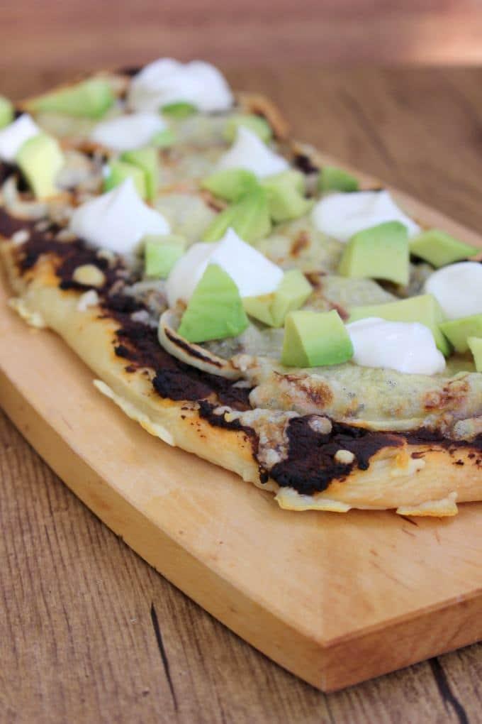 Synchronpizza Pizzazungen frijoles (3)