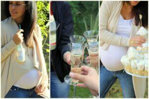 …feiern wir eine Babyshowerparty mit Rotkäppchen Alkoholfrei inkl. DIY-Tipps und Rezepten (Werbung)