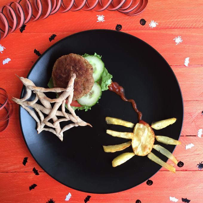 spinnenburger