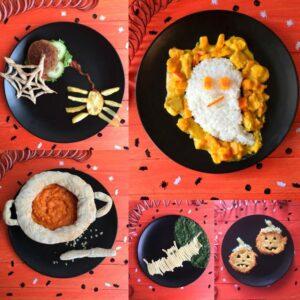 """Wochenplan KW 43 (2016) – Mottowoche """"Halloween"""""""