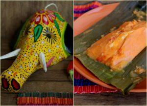 Paches (typische Speise in Guatemala)