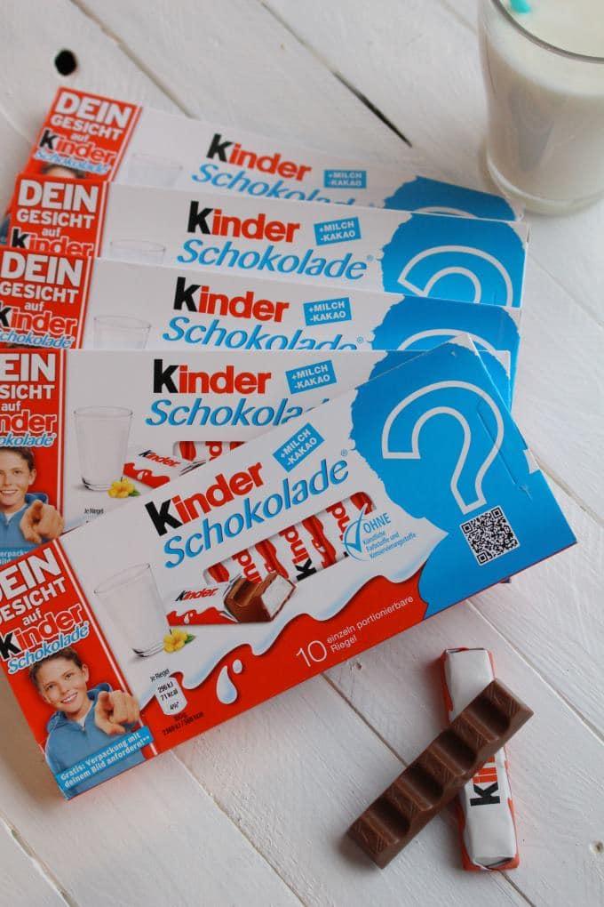 Kinderriegel Junge : Kinder schokolade gewinn