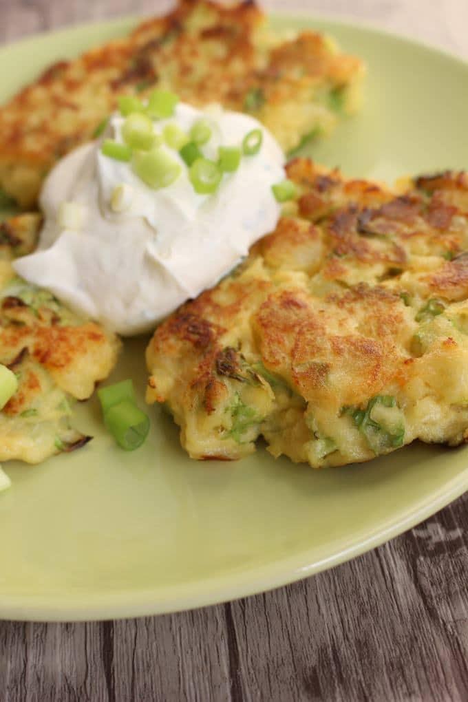 Kartoffel-Wirsing-Taler