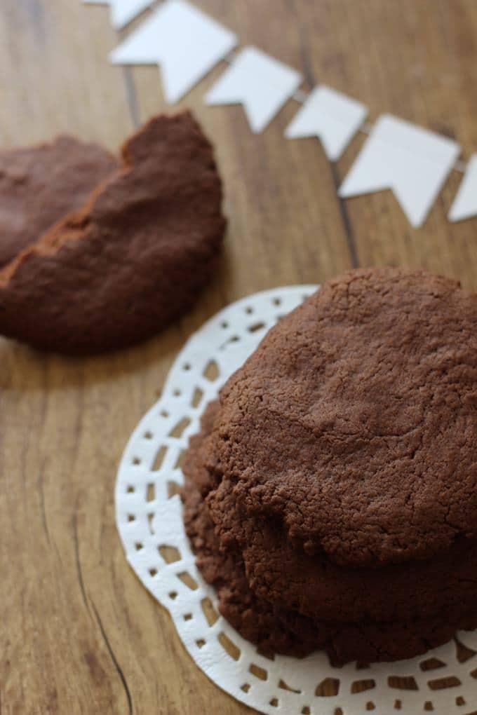 Nutella-Kekse