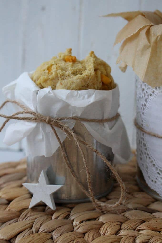 A canny christmas - Maisbrot aus der Dose