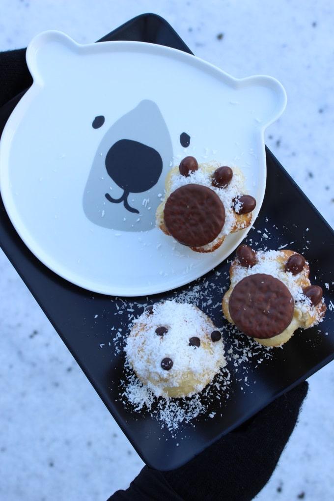Kokos-Buttermilch-Muffins