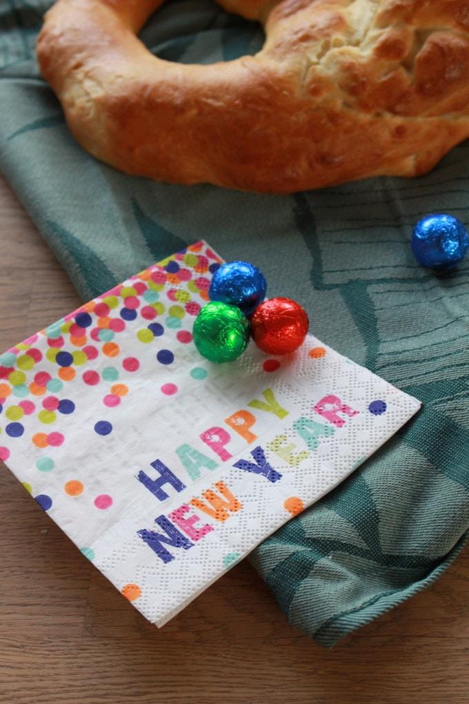 Neujahrsbrezel
