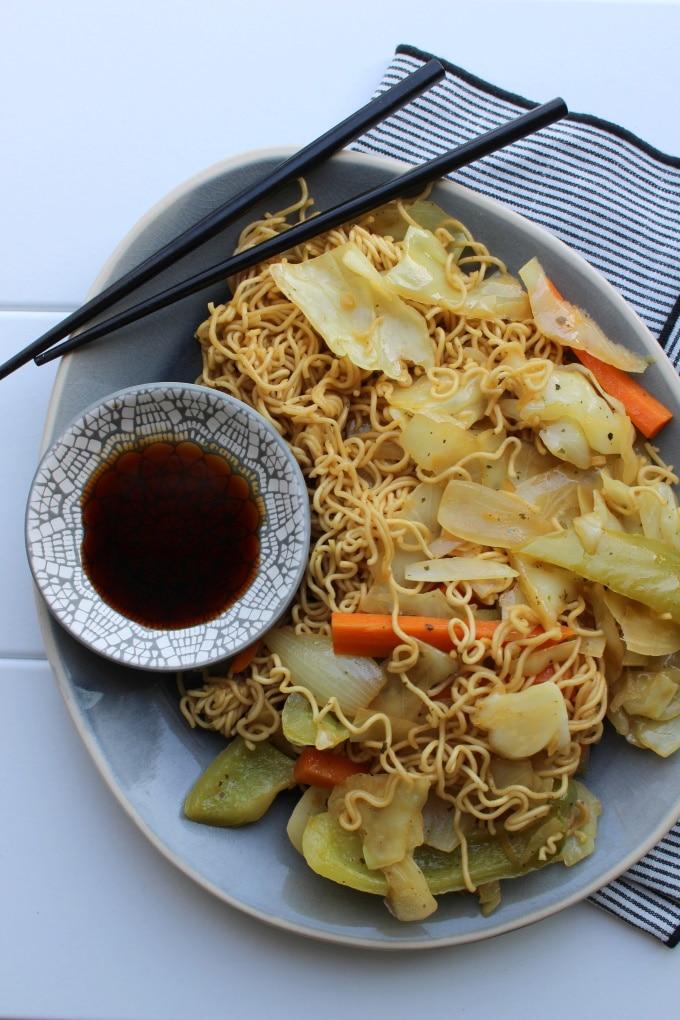 Chinesische Nudeln