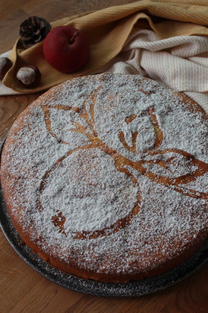 Milchmädchen-Apfel-Kuchen